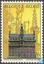 Postage Stamps - Belgium [BEL] - King's House, Grand Place