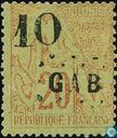 Type Dubois with print