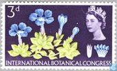 Postage Stamps - Great Britain [GBR] - Botanical Congress