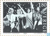 Postage Stamps - Sweden [SWE] - Music in Sweden