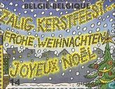 Postage Stamps - Belgium [BEL] - Christmas Wishes