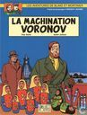 Comic Books - Blake and Mortimer - La machination Voronov