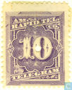 American Rapid Telegraph Company Stamp (10)