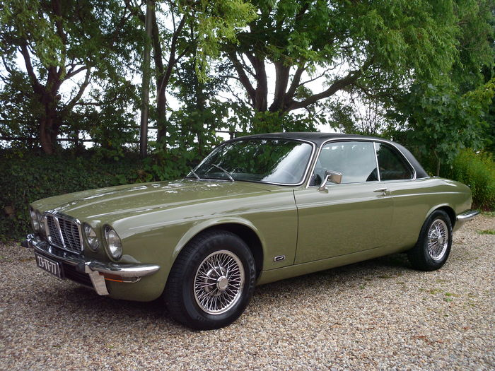 Jaguar XJ 4.2 Coupe Automatic Series II   1977