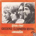 Vinyl records and CDs - Creedence Clearwater Revival - Green River