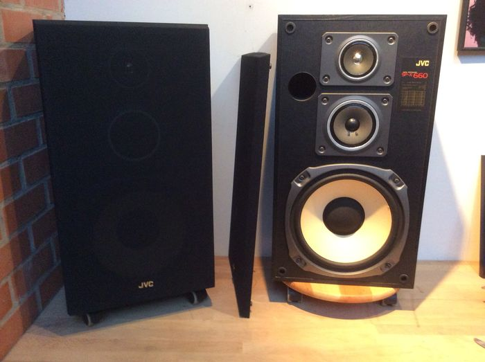 70ties JVC sp-x 660 speakers .