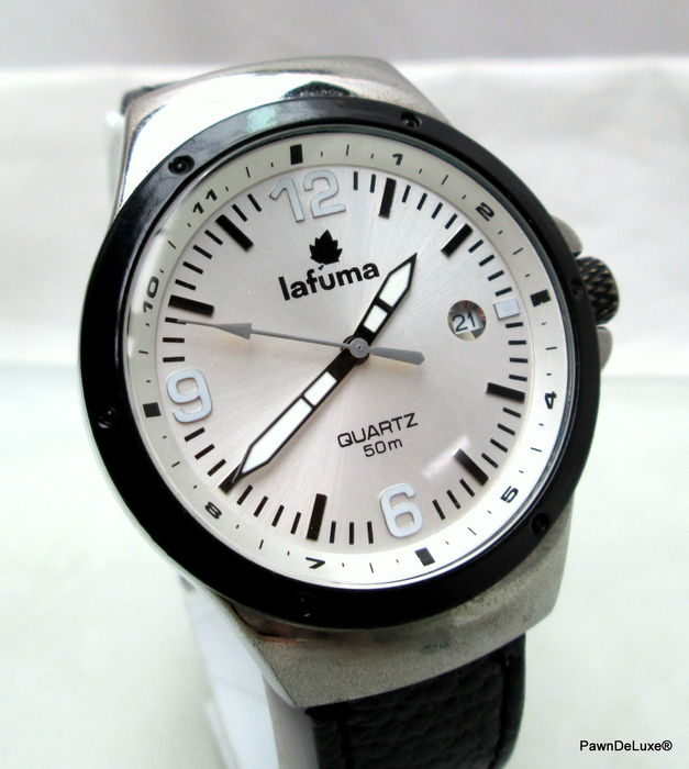 Lafuma -- Men's wrist watch -- Snow Berkers