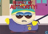 """B070325 - Comedy Central - South Park """"Respect my authority!"""""""