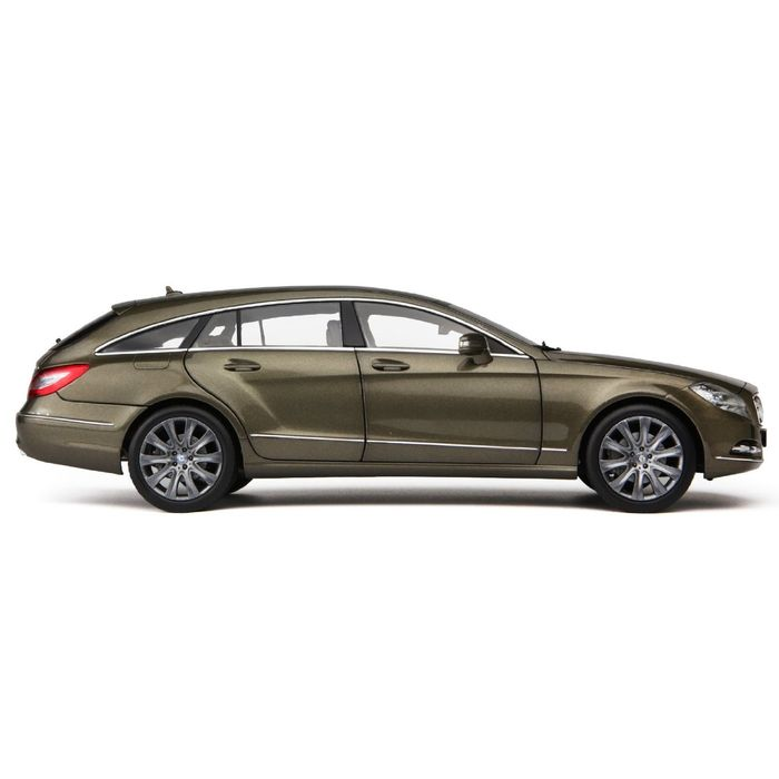 norev 1 18 scale mercedes benz cls 500 shooting brake. Black Bedroom Furniture Sets. Home Design Ideas