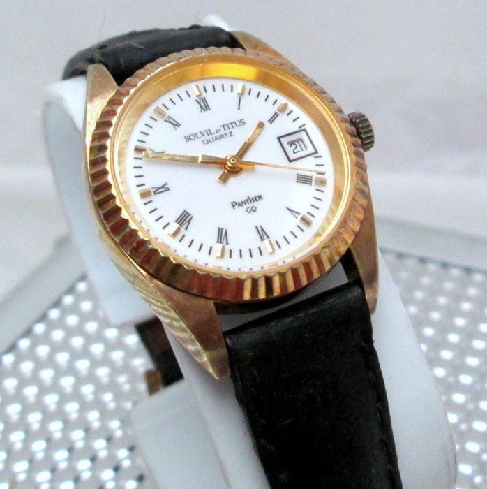 Titus Special Edition Vintage -- wrist watch