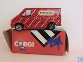 "Ford Transit Van ""Pointers tm"""