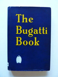 The Bugatti Book. - 1954