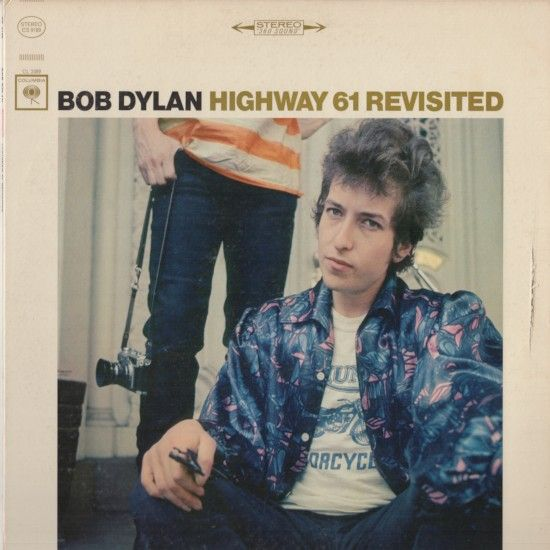 Bob Dylan Quot Highway 61 Revisited Quot 1965 Original Us Lp With