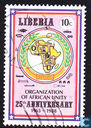 25 years Organization of African Unity