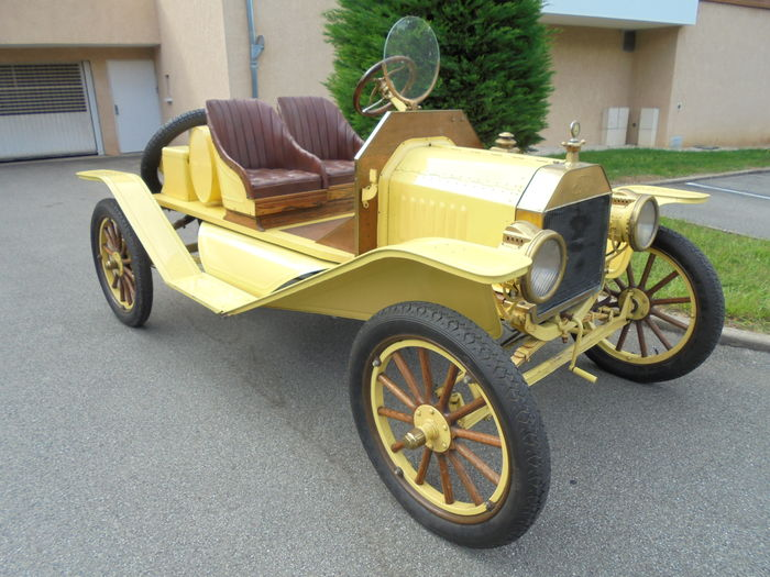 T Ford - 1914