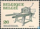 Postage Stamps - Belgium [BEL] - The Art of Printing
