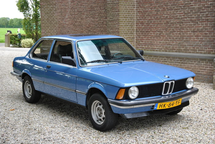 bmw 318 e21 biscaya blue 1980 catawiki. Black Bedroom Furniture Sets. Home Design Ideas