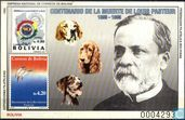 100th anniversary of Louis Pasteur