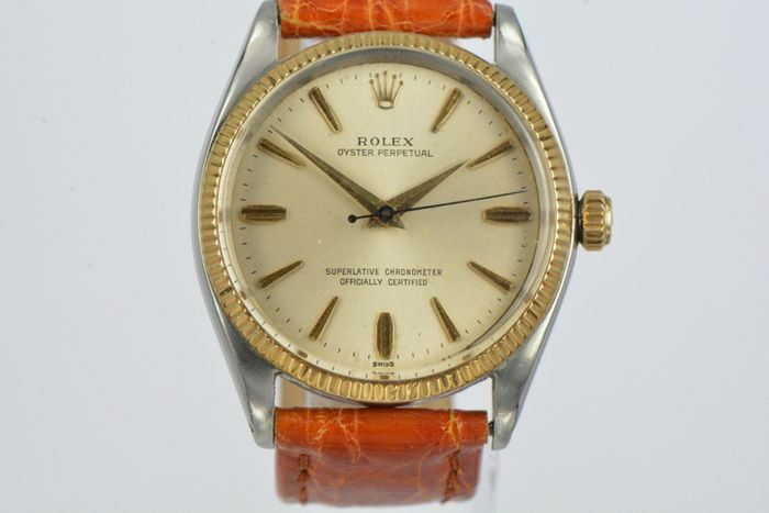 Rolex - Oyster Perpetual - 6565 - 男士 - 1950-1959