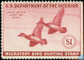 Hunting Permit Stamp