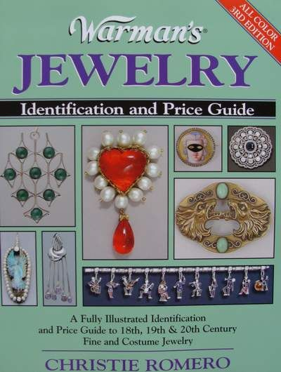 2 Books About Items Of Jewellery With Price List Catawiki