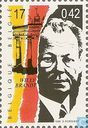 Timbres-poste - Belgique [BEL] - Willy Brandt