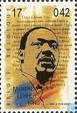 Timbres-poste - Belgique [BEL] - Martin Luther King