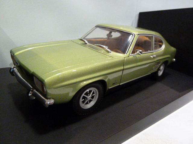 minichamps scale 1 18 ford capri i 1700 gt 1969 catawiki. Black Bedroom Furniture Sets. Home Design Ideas