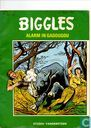 Comics - Biggles - Alarm in Gadougou