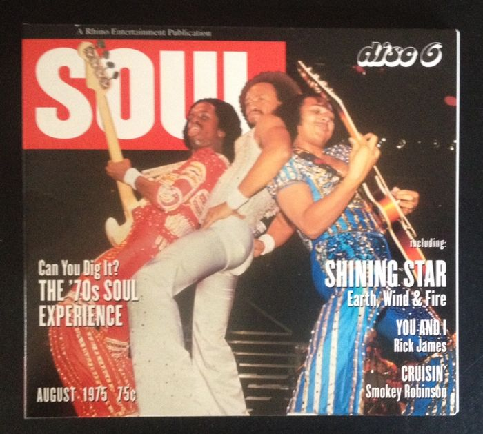 Image result for CAN YOU DIG IT? 70S SOUL EXPERIENCE