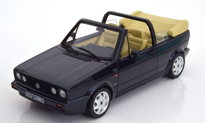 otto mobile scale 1 18 volkswagen golf cabriolet. Black Bedroom Furniture Sets. Home Design Ideas