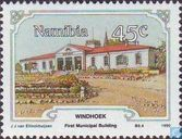 Windhoek in the past and present