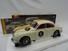 Model-Icons - Scale 1/18 - Jaguar Mark 2 3.8 1962 - Bob Jane