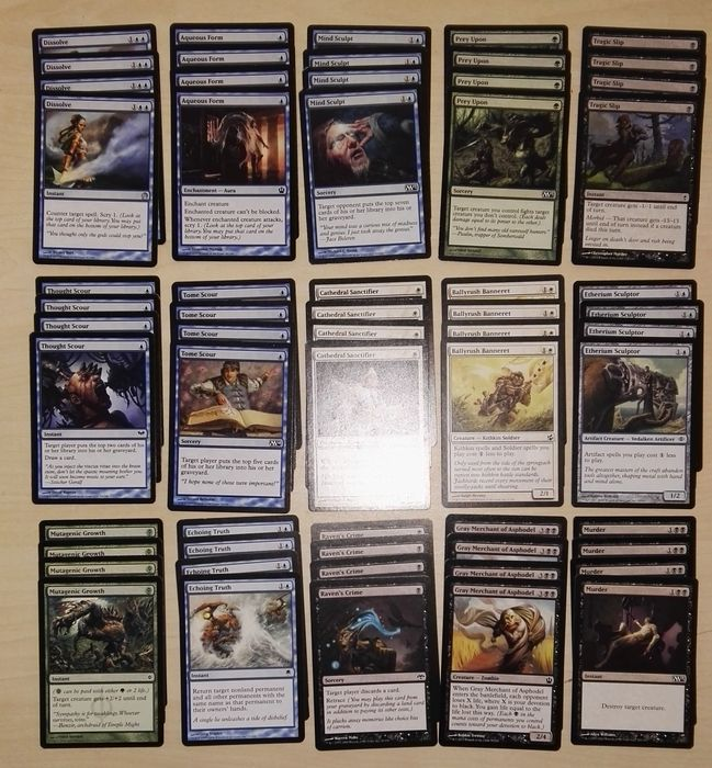 Magic The Gathering Lot of 60