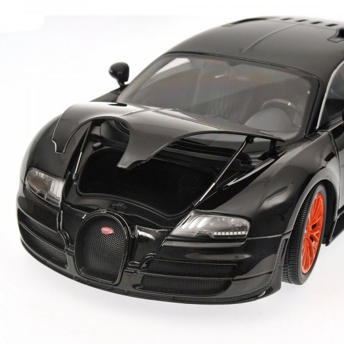 Bugatti Veyron Super Sport Black Orange: Bugatti Veyron Super Sport 2011