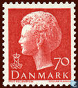 Postage Stamps - Denmark - Queen Margrethe II (y)