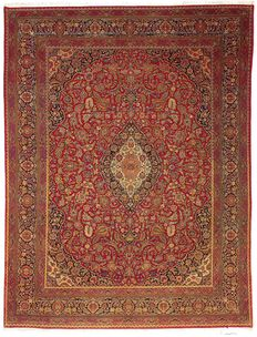 Kachan (Persian) in wool - from about 1930