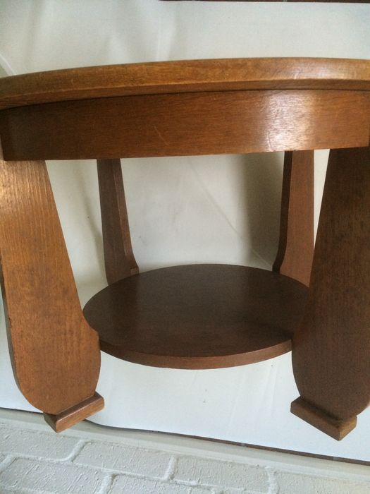Elegant art deco coffee table catawiki for Nfpa 99 table 5 1 11