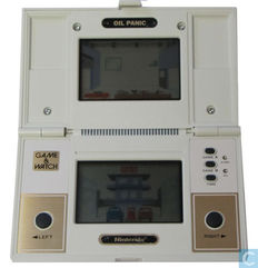 Nintendo Game & Watch - Oil-Panic - complete in box