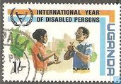 Int.Jaar of Disabled Man