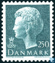 Postage Stamps - Denmark - Queen Margrethe II