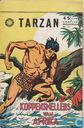 Comic Books - Tarzan of the Apes - Koppensnellers van Afrika