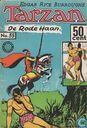 Comic Books - Tarzan of the Apes - De Rode Haan