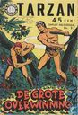 Comic Books - Tarzan of the Apes - De grote overwinning