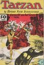 Comic Books - Tarzan of the Apes - Gevecht om het leven