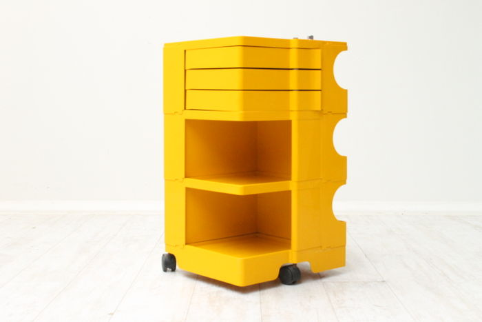 Joe colombo door bieffeplast boby trolley catawiki for Joe colombo boby