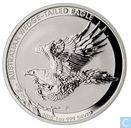 "Australien 1 Dollar 2015 ""Wedge Tailed Eagle"""