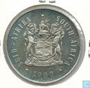 South Africa 1 rand 1980 (Silver)