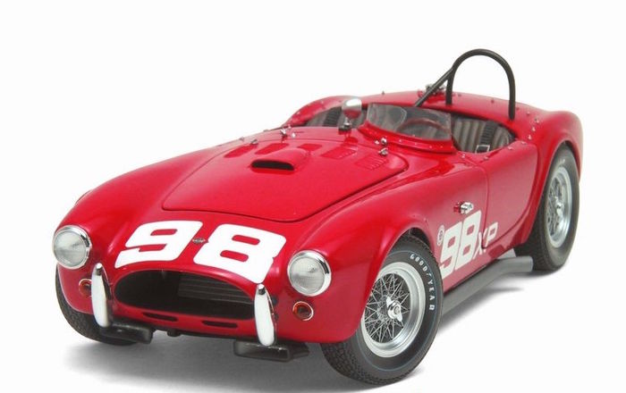 exoto scale 1 18 ac cobra 260 competition 1962 l a times grand prix bill krause catawiki. Black Bedroom Furniture Sets. Home Design Ideas