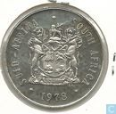 South Africa 1 rand 1978 (Silver)